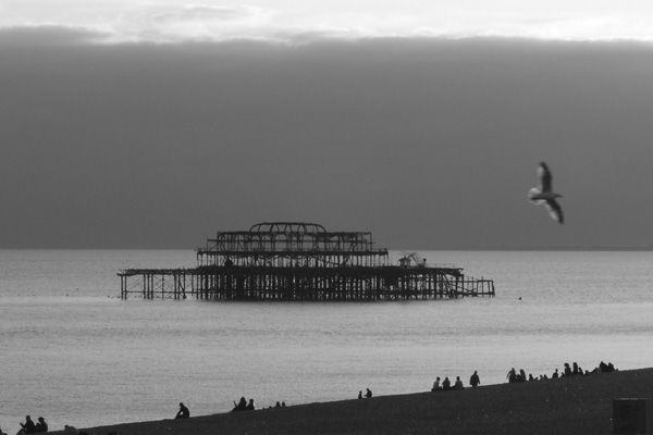 Old Chain Pier, Brighton (Reino Unido) | 4/1/2005
