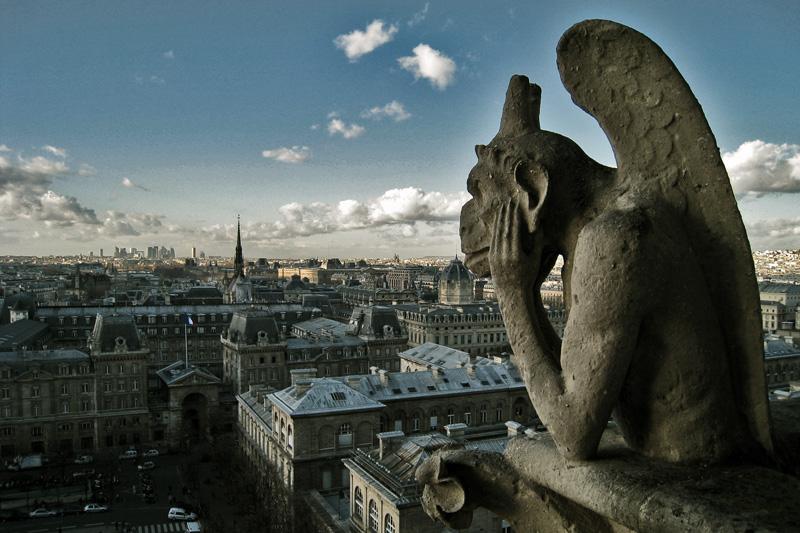 Quo vadis cathédrale notre dame paris francia 03 12 2007
