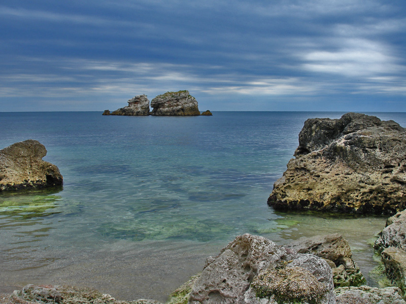 Mar negro russalka bulgaria el mar